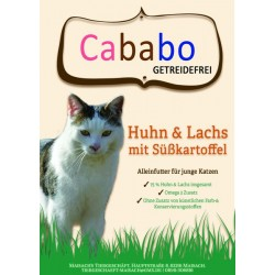 Cababo Huhn & Lachs und...