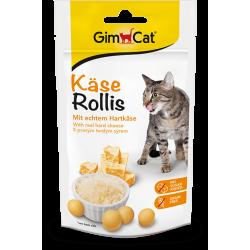 GimCat Käse Rollis