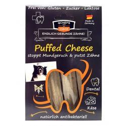 Qchefs Puffed Cheese