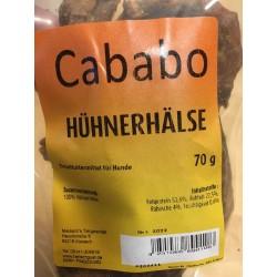 Cababo Hühnerhälse