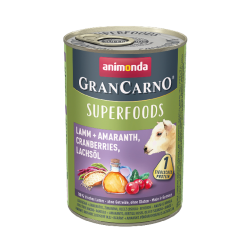 GranCarno - Superfoods...