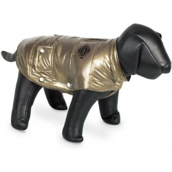 Hundemantel Olivia 44 cm Gold