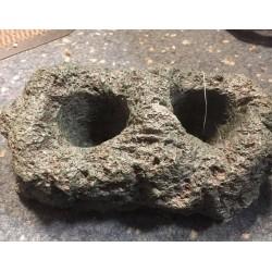Deko Fels für Pflanzen